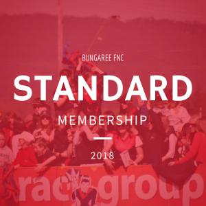 Standard Membership 2018