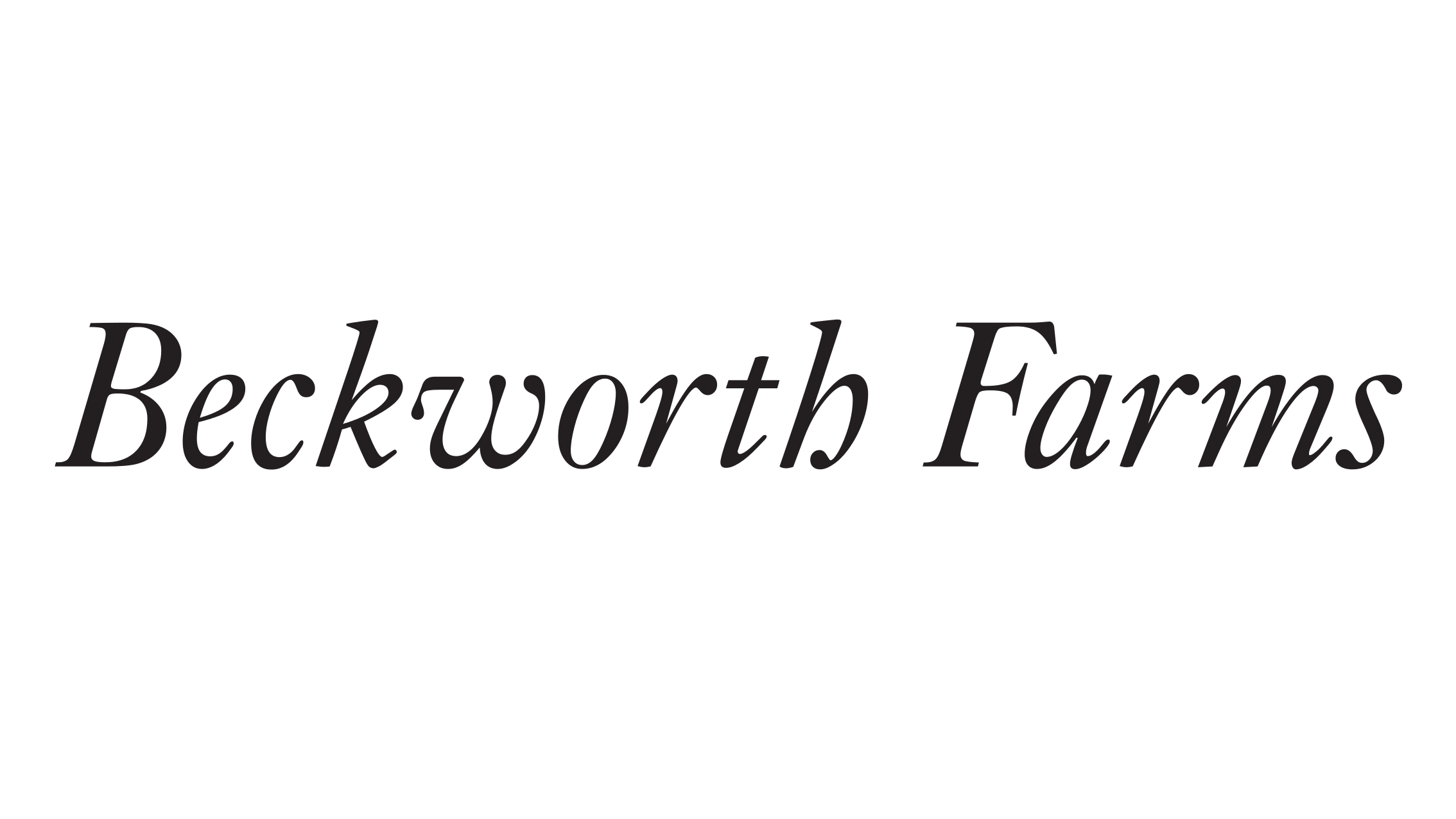Beckworth Farms (Screen)