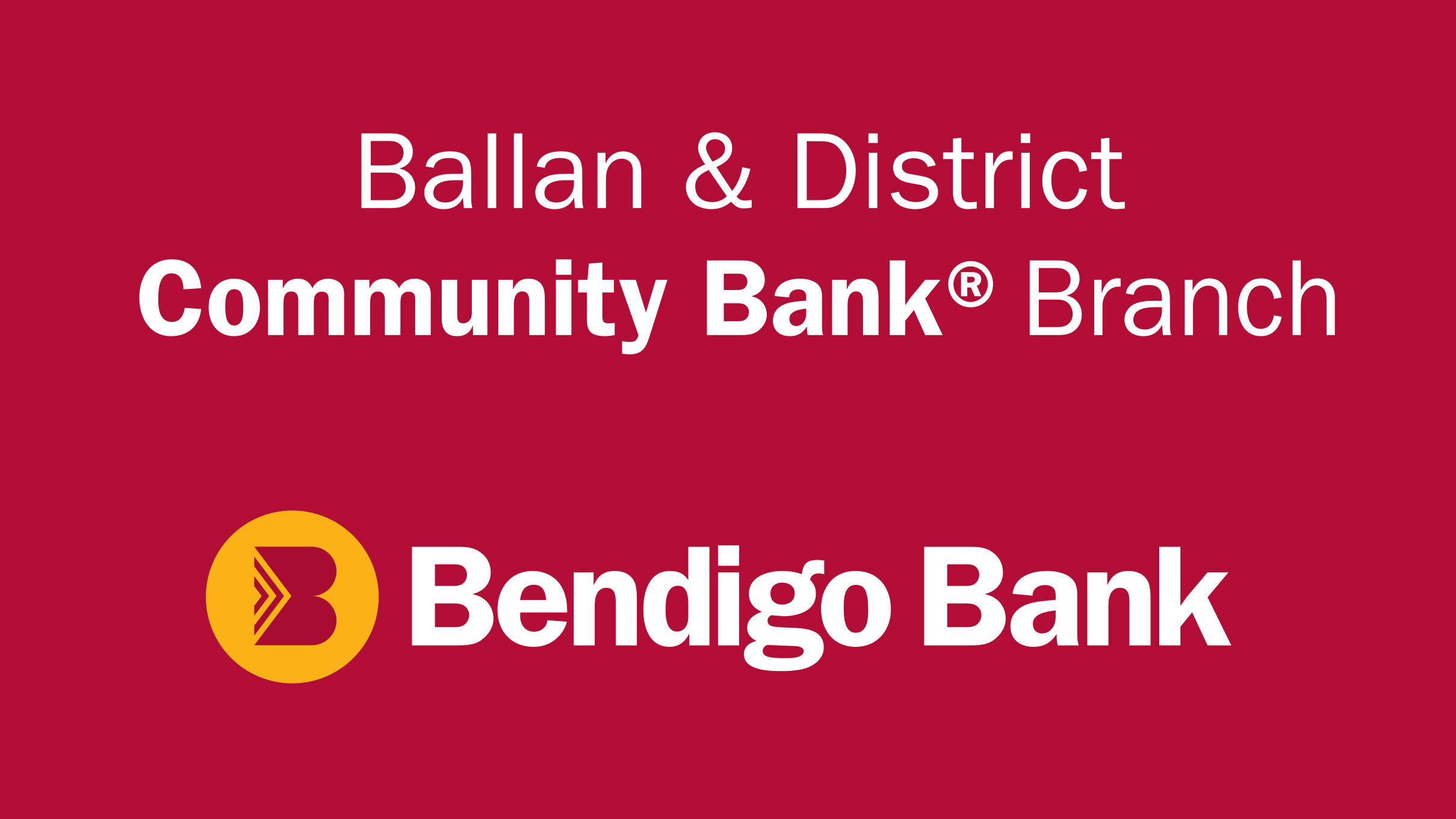 Bendigo Bank (Screen)