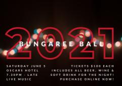 Bungaree Ball 2021 (Good)
